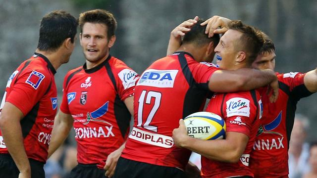 Oyonnax, quelle sensation !