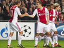 Ajax open six-point lead as Twente, Feyenoord draw