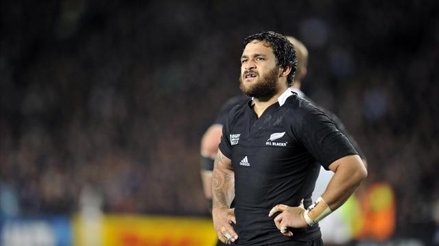 Piri Weepu, le All Black-listé - Rugby - Four-Nations