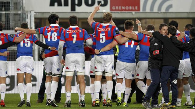 Top 14, FC Grenoble: Action, réaction ! - Rugby - Top 14