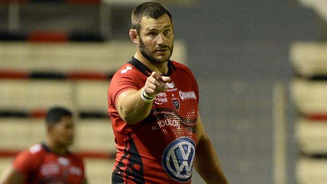 Toulon enflamme Mayol - Rugby - Matches Amicaux