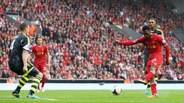 Mignolet saves late penalty as Liverpool beat Stoke - Football - Premier League