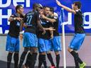 Hoffenheim crush Hamburg