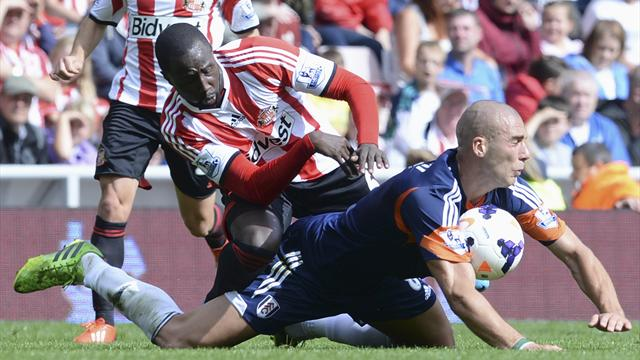 Di Canio beaten as Fulham win at Sunderland - Football - Premier League