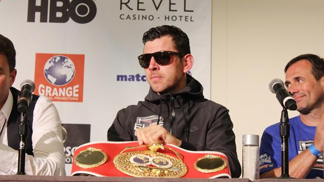Barker wants Murray after Sturm - Boxing