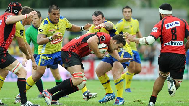 Top 14, Match 2e journée USO-Clermont (30-19): Oyonnax, quelle sensation ! - Rugby - Top 14