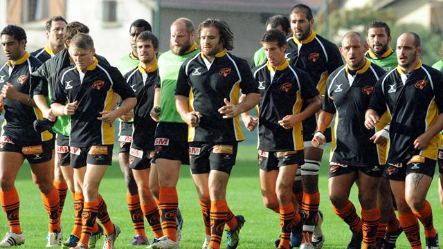 "Pro D2, Christopher Ruiz (RCNM): ""Rester le plus serein possible\"" - Rugby - Pro D2"