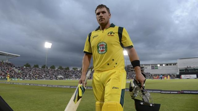 Finch fireworks gives Australia boost - Cricket