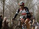 Cancellara the danger man in world road race