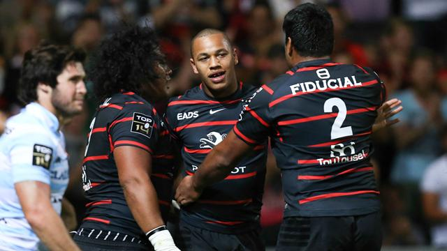 Toulouse se remet sur les bons rails - Rugby - Top 14
