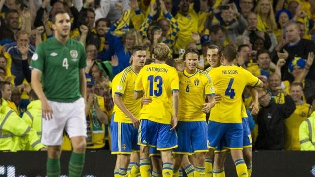 Sweden are underdogs against Portugal, says Hamren - Football - World Cup