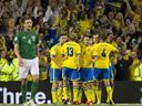 Sweden are underdogs against Portugal, says Hamren