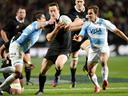 3e journée Four-Nations 2013, All Blacks-Pumas (28-13) - Les All Blacks oublient le bonus offensif