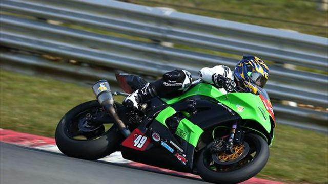 Donington BSB: Backlund confident of a win after debut Superstock 1000 pole