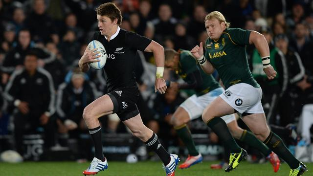 Les All Blacks au pouvoir