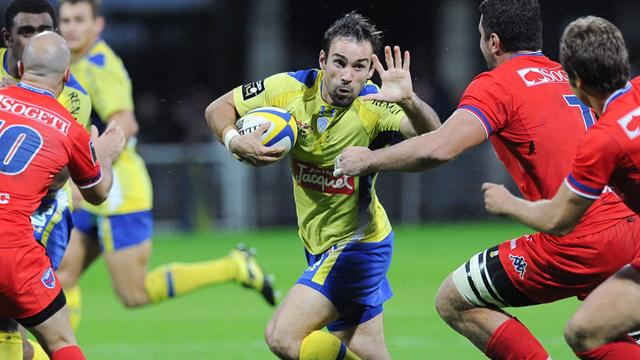 Top 14 - Clermont au révélateur - Rugby - Top 14