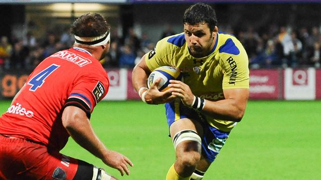 "Chouly: ""Un point perdu contre Grenoble"" - Rugby - Top 14"