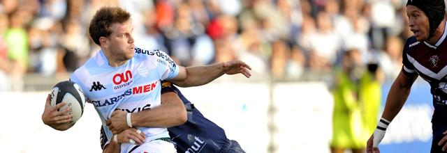 Le Racing triple la mise - Rugby - Top 14