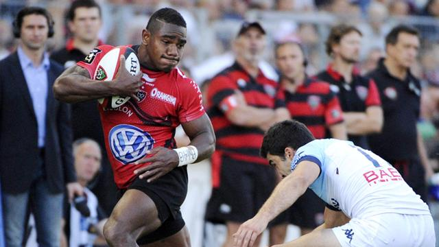 Service minimum pour Toulon - Rugby - Top 14