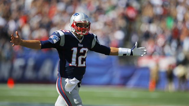 Patriots, Saints and Dolphins remain unbeaten