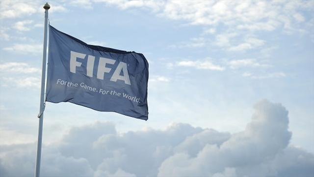 FIFA lifts Ukraine and Peru sanctions pending appeal