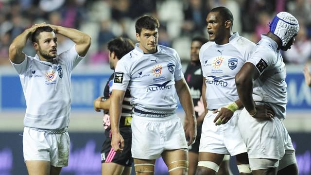 Montpellier n'a pas trouvé la solution - Rugby - Top 14