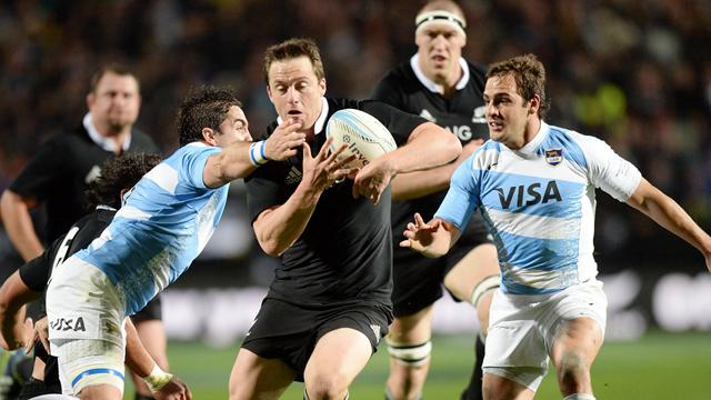 Les All Blacks tout proches d'un second sacre