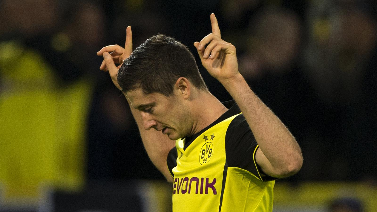 Robert Lewandowski (AFP)