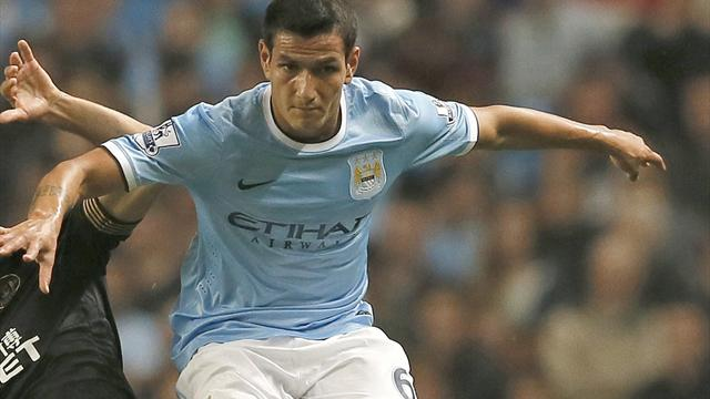 Marcos Lopes Manchester City (Reuters)