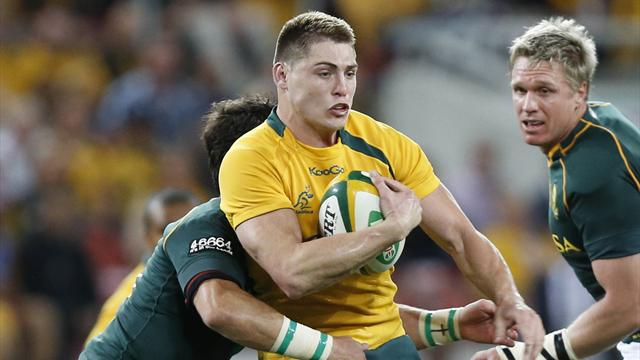 Wallabies: James O\'Connor ou l\'histoire d\'un talent gâché - Rugby - Rugby Championship