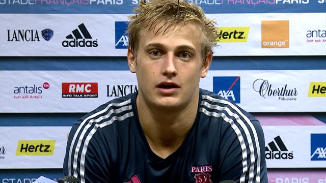 "Plisson: ""L'ambition, c'est le Top 6"""