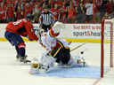 Injury blow for Flames goalie Ramo