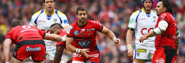 Toulon, champion en chantier - Rugby - Coupe d'Europe