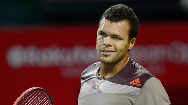 Tsonga makes coaching change - Tennis