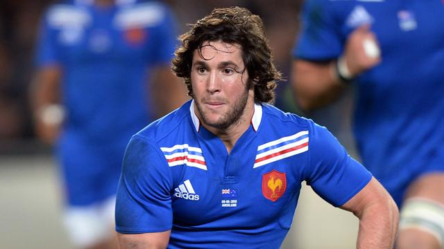 Machenaud - XV de France - Juin 2013