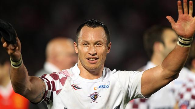 Top 14 - Bordeaux-Bègles: Bruce Reihana, fin de carrière? - Rugby - Top 14