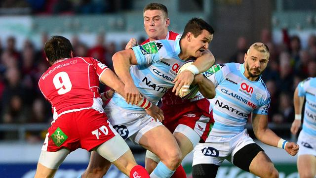 Le Racing si près de l'exploit - Rugby - Coupe d'Europe