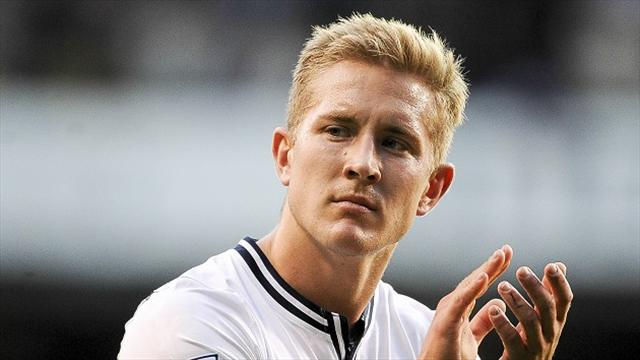 Lewis Holtby is enjoying playing in the Europa League with Tottenham