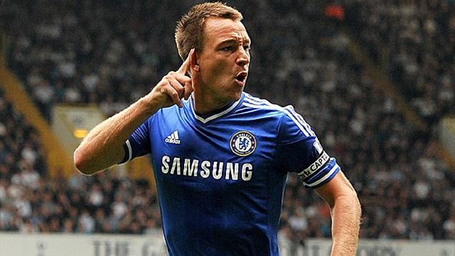 Terry credits Mourinho chat for Chelsea revival