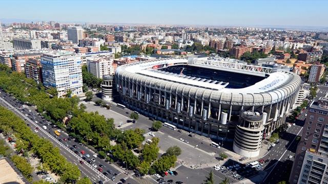 Microsoft confirm Bernabeu naming rights talks - Football - Liga