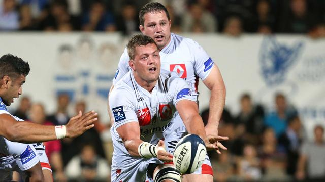 Lyon solide leader, Albi sort de la zone rouge - Rugby - Pro D2