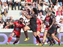 Rugby:Hook-Bustos Moyano-Johnston: Les joueurs du week-end