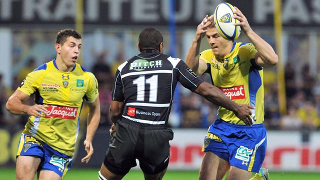 Clermont s'en contente et poursuit sa route - Rugby - Top 14