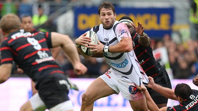 Brive a secoué Toulouse - Rugby - Top 14