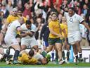 Tests de novembre 2013 - Les All Blacks en feu, l'Angleterre a dû cravacher