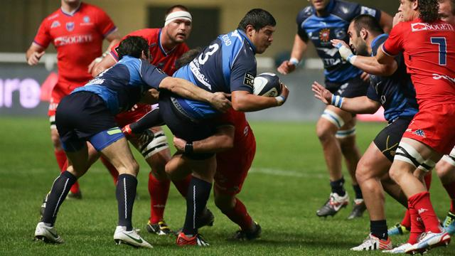 Montpellier s'invite sur le podium - Rugby - Top 14