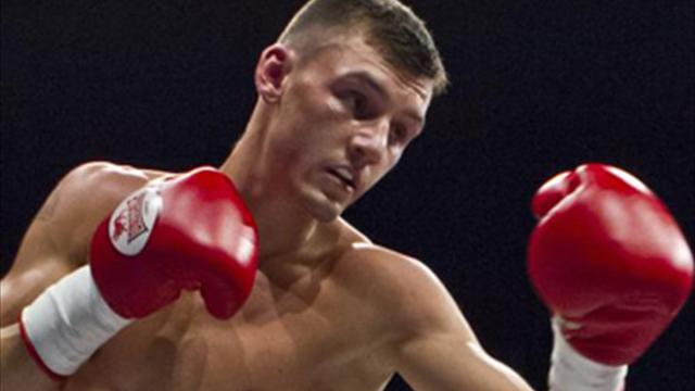 Leigh Wood remains Leigh-thal in Nottingham - Boxing
