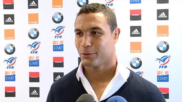 "Dusautoir: ""Beaucoup d'envie de se frotter aux All Blacks"""