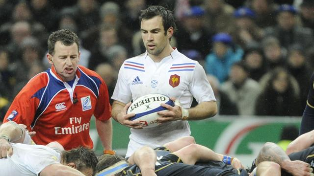 Tournoi des 6 nations, XV de France: Morgan Parra, le dernier atout de Saint-André - Rugby - 6 Nations
