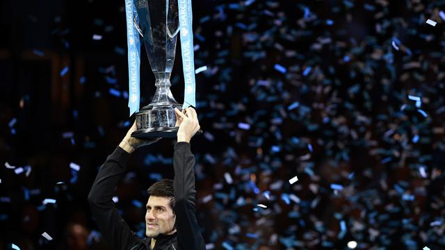 Djokovic dominates Nadal with Tour Finals masterclass